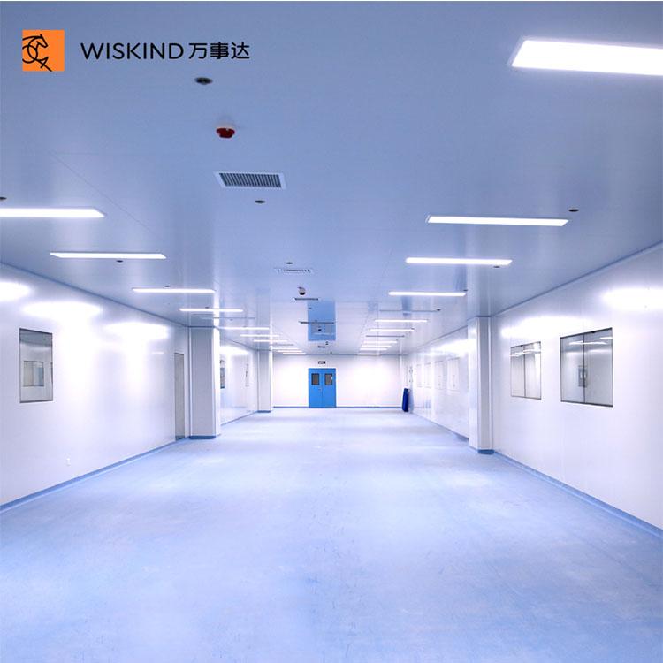 手工潔凈板Modular cleanroom wall system