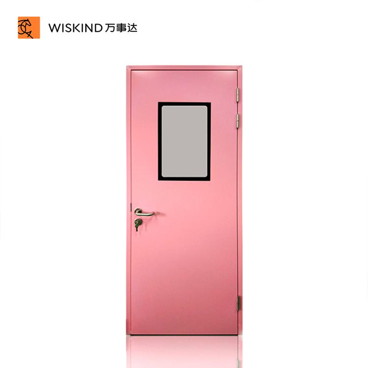 潔凈鋼質門steel cleanroom door