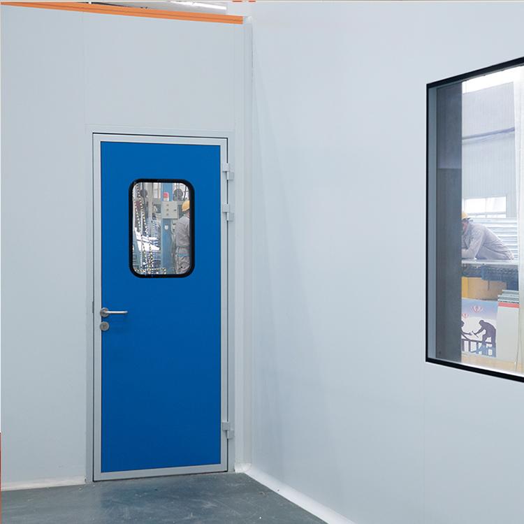 潔凈彩鋼板門color steel plate cleanroom door