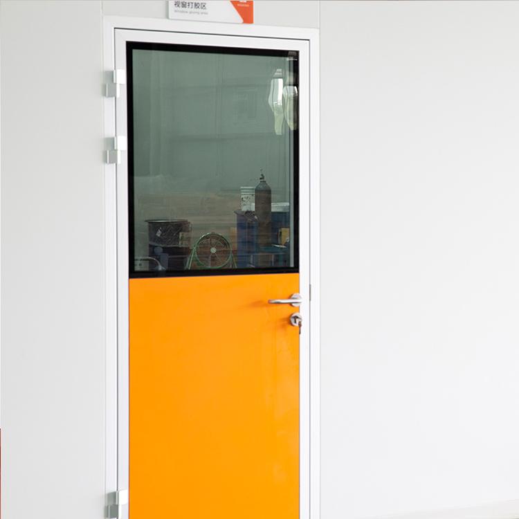 潔凈密胺樹脂板門 HPL cleanroom door