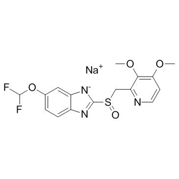 泮托拉唑钠