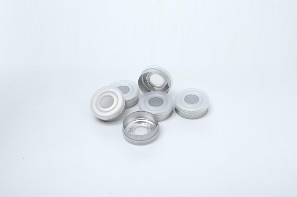 26白透明铝塑组合盖