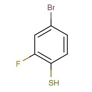 4-溴-2-氟苯硫酚