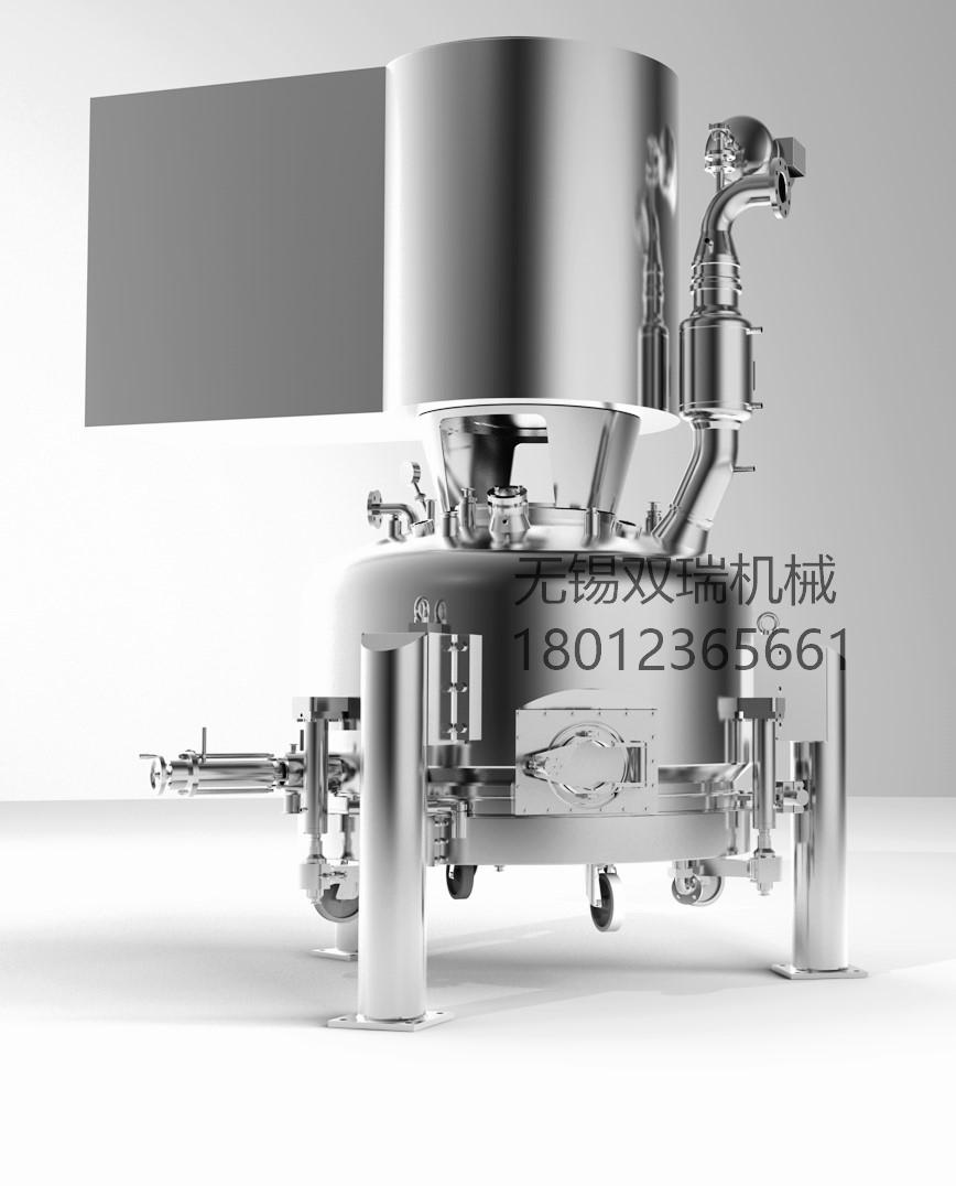 API精烘包生產專用無菌級過濾洗滌干燥三合一