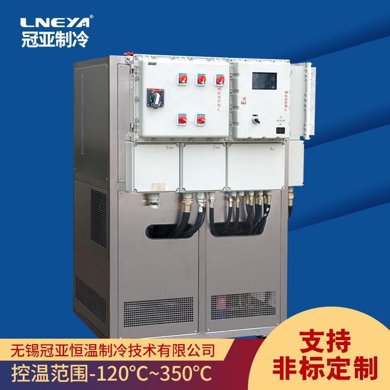 加氢反应控温装置-催化反应加热冷却系统