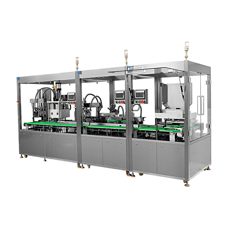 Vacuum Blood Collection Tube Production Equipment