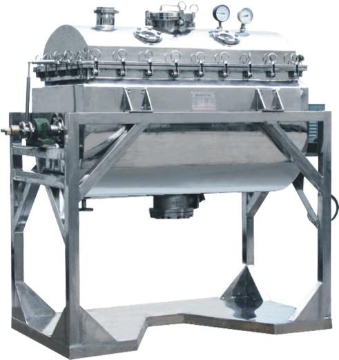 槽型攪拌真空干燥機