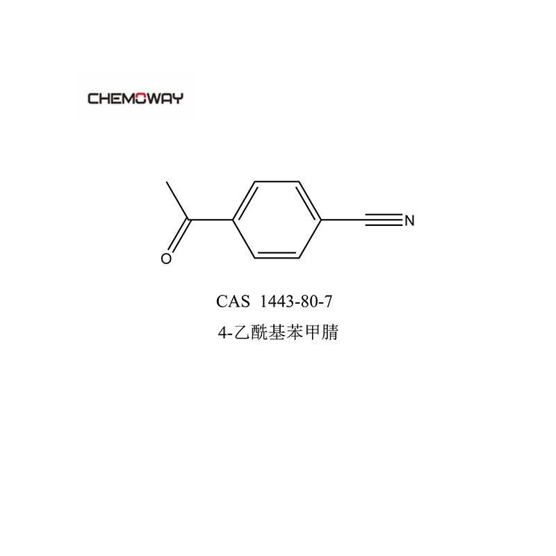 4-乙酰基苯甲腈