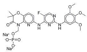 福他替尼鈉鹽水合物;R788鈉鹽水合物