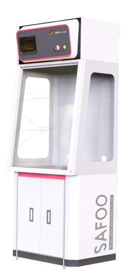 净气型无管通风柜SF-DAN050F