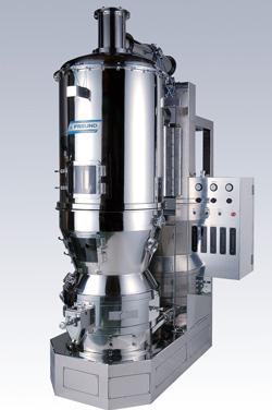 Granurex®离心造粒包衣干燥多功能一体机