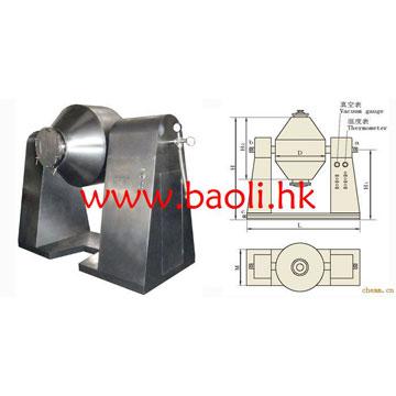 SZG型双锥型回转式真空干燥机