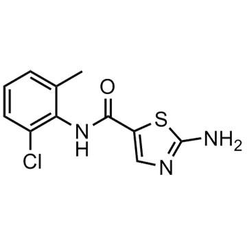 2-氨基-N-(2-氯-6-甲基苯基)噻唑-5-甲酰胺 中间体