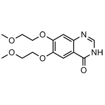 6,7-二甲氧乙氧基喹唑啉-4-酮 中间体