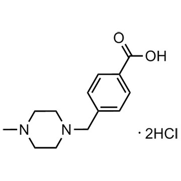 4-[(4-甲基哌嗪-1-基)甲基]苯甲酸二盐酸盐 中间体