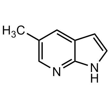 5-甲基-7-氮杂吲哚 中间体