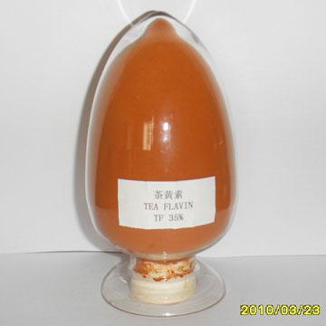 茶黄素 植物提取物