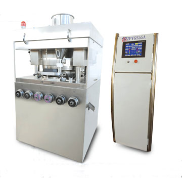 ZPYGS55A升级亚高速旋转式压片机