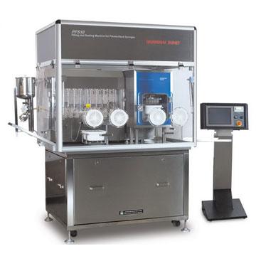 PFS10预灌封注射器充填真空压塞设备 糖浆剂机械
