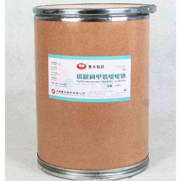 磺胺间甲氧嘧啶钠 六甲钠