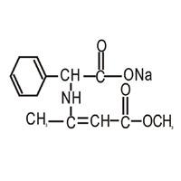 左旋双氢苯甘氨酸甲基邓钠盐