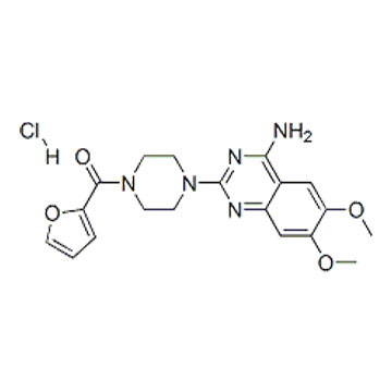 盐酸哌唑嗪