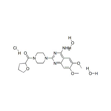 盐酸特拉唑嗪二水合物 心血管系统用药