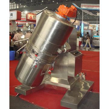 ZJH-300型自混式高均匀度混粉机