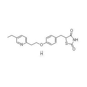 匹格列酮  心血管系统用药