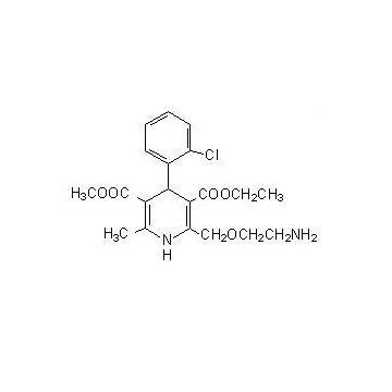 马来酸左旋氨氯地平