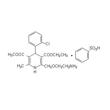左旋苯磺酸氨氯地平