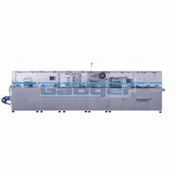 DHC-250P 铝塑自动装盒生产线