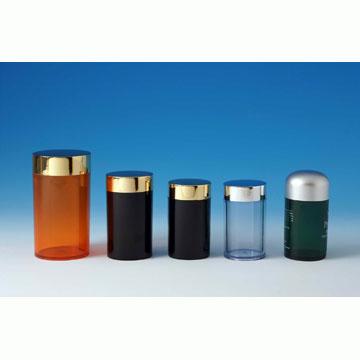 烫金系列 塑料瓶