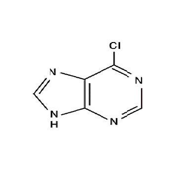 6-氯嘌呤 生物化學