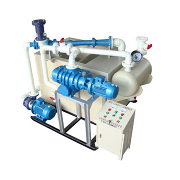 LSJ型 罗茨-水喷射串联真空泵机组