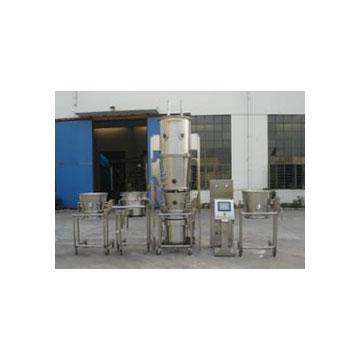 FLP型流化造粒包衣机