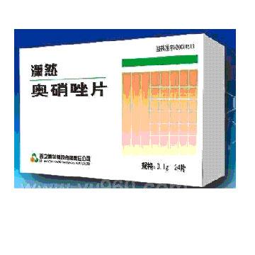 奥硝唑 神经系统类制剂