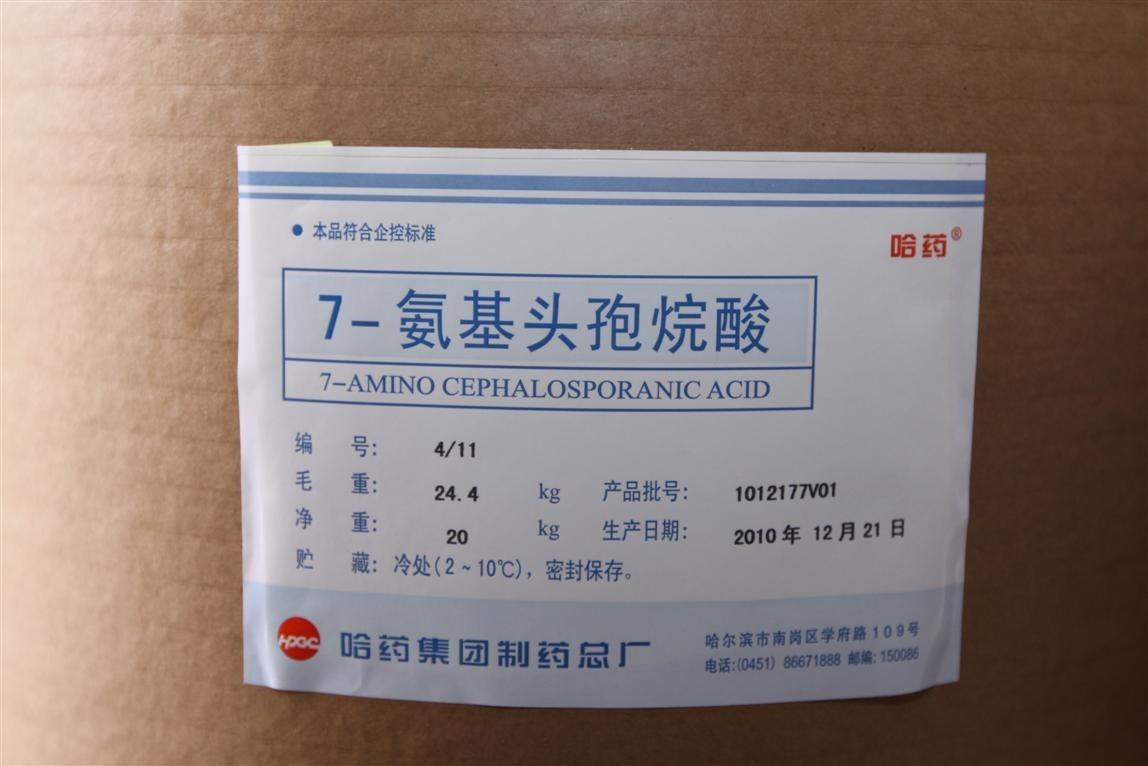 7-氨基头孢烷酸