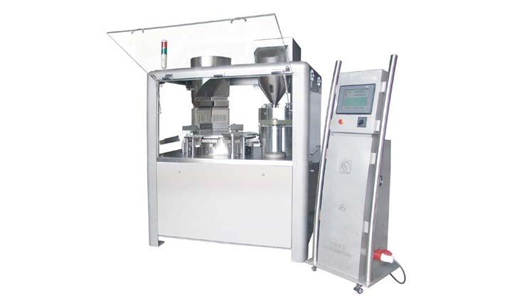 NJP-3500A-2/3500C-2型全自动胶囊充填机