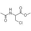 N-乙酰基-3-氯-L-丝氨酸甲酯
