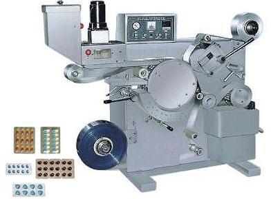 DPP-80,120滚板式泡罩包装机