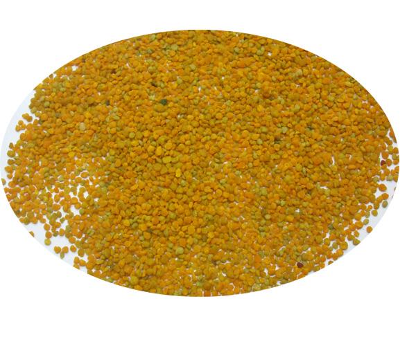 杂花粉颗粒