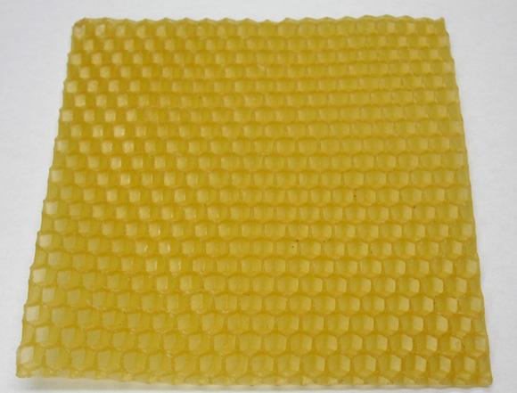 蜂蜡巢储片