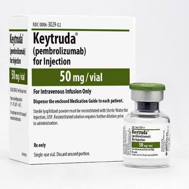 默沙东攻破血液系统恶性肿瘤 PD-1抗体Keytruda获得首个血液系统肿瘤适应症