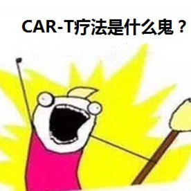 这张图火了,借其三问当下更火的CAR-T细胞疗法