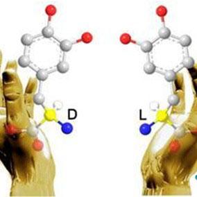 药物开发的手性策略,适应生命的不对称之美