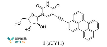 aUY11结构式