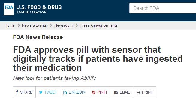 FDA公告