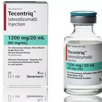 """罗氏Tecentriq""""三联方案""""有望为肺癌带来新的一线治疗方案"""