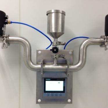 专利:制药厂A/B级区废水转移装置